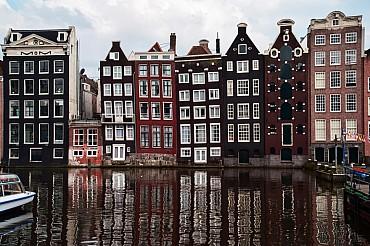 Week-end lungo ad Amsterdam con escursione ai mulini a vento solo colazione