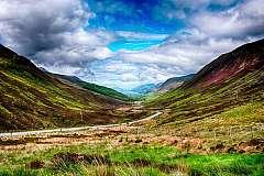 Tour individuale in auto da Londra alla scoperta della Scozia