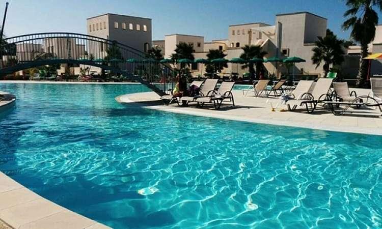Estate al Villaggio Club la Brunese di Torre dell'Orso da 299 euro