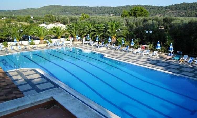 Mare e relax a Vieste nel Villaggio Club Piano Grande da 275 euro