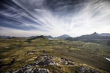 Viaggio nella natura norvegese e isole Lofoten in rorbu solo colazione