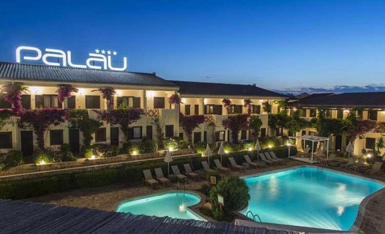 La Sardegna che non ti aspetti all'Hotel Palau **** da 433 Euro