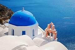 Una settimana fra i colori della meravigliosa Santorini