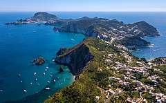 Tour Guidato Riviera di Ulisse e Isola di Ponza, 4 giorni/ 3 notti