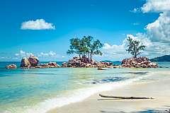 Seychelles: Praslin e Mahé 7 notti con mezza pensione+volo da 1719 €