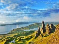 tour di gruppo in italiano in Scozia. 8 giorni e 7 notti incantevoli
