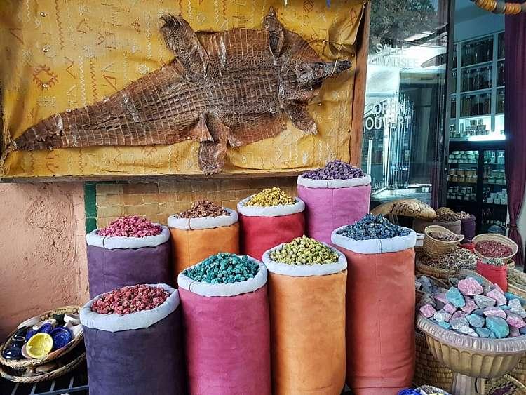 Qualche giorno a Marrakech,alla scoperta della vivace città Marocchina
