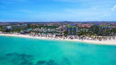 Divertimento e spiagge bianchissime tra Miami e l'Isola di Aruba