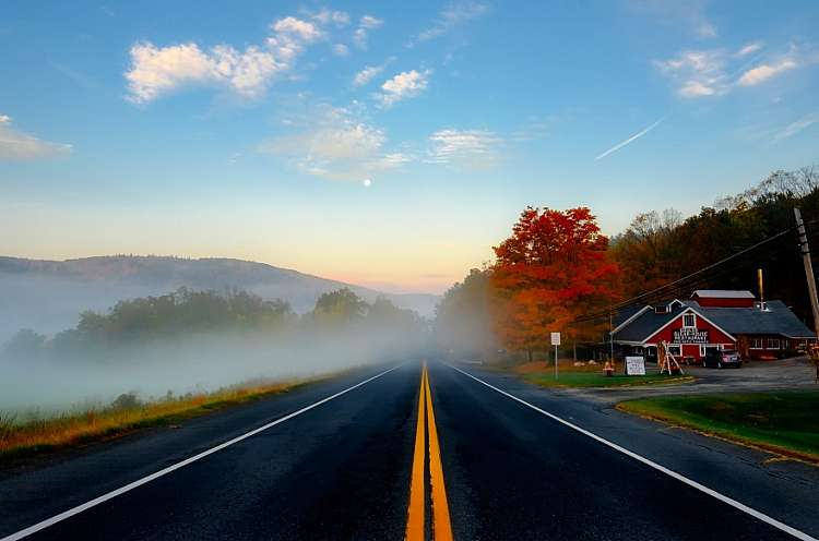 Stati Uniti: Un suggestivo itinerario nel New England in autunno