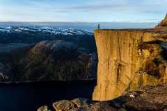 Natura selvaggia della Norvegia e pernottamenti in hotel insoliti