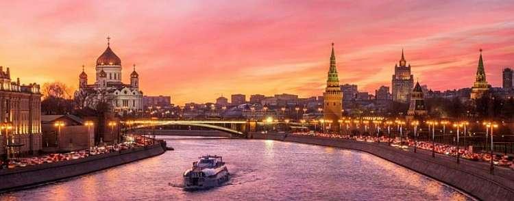 Russia l'anello d'oro - Tour da Mosca a San Pietroburgo da 1460 €
