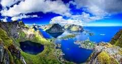 Lofoten e Capo Nord partenze garantite 2019 con accompagnatore