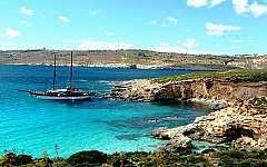 Speciale Ottobre sulla piu' Bella Spiaggia di MALTA da 389!