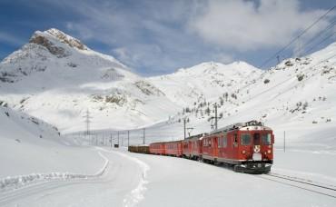 Week.end a St Moritz con trenino rosso del Bernina e Bormio Terme