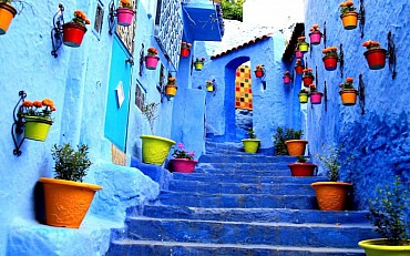 Marocco - Tour Esclusivo - Solo Per Pochi Eletti a partire da 590 mezza pensione