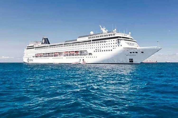 Crociera MSC partenza il 07 Settembre da Venezia da € 599