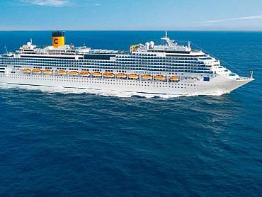 Crociera Costa dal 30 giugno al 07 luglio da € 580 per cabina interna