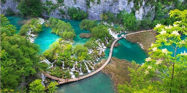 Tour Guidato Lubiana, Zagabria, Istria e Laghi di Plitvice da 689 euro