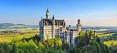 Tour di gruppo Salisburgo, Monaco e Castelli di Baviera 5 giorni