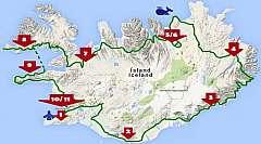 Viaggio Fly & Drive dei Fiordi: Noleggio auto e 11 notti da € 1440