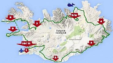 Viaggio Fly & Drive dei Fiordi: Noleggio auto e 11 notti da € 1440 solo colazione