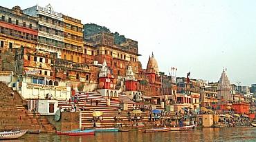 India da scoprire: Il Triangolo d'Oro e Varanasi (tour privato) solo colazione