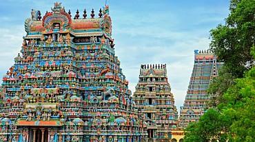 Tour dell'India del sud: Tamil Nadu e Kerala, il paradiso degli Dei solo colazione