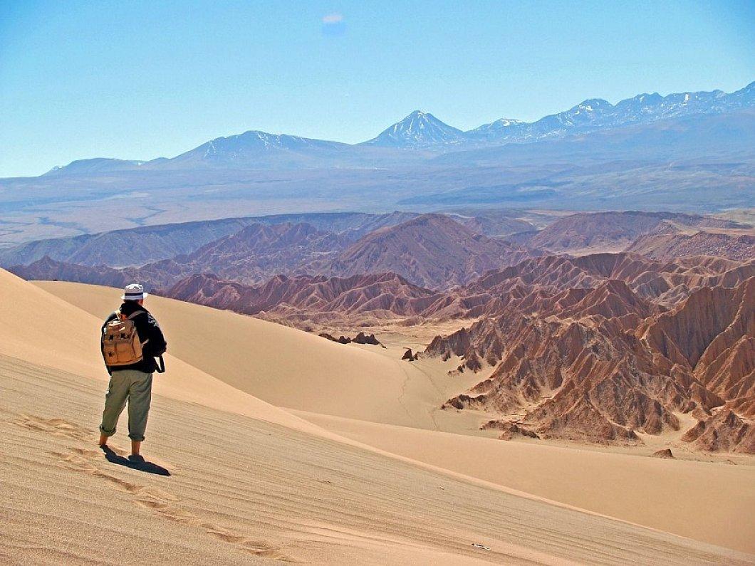 Fly & Drive negli sconfinati paesaggi nel Nord del Cile