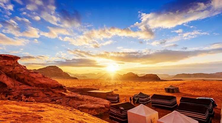 Tour di Gruppo - Oro, Rame e Luce - il Meglio di Israele e Giordania