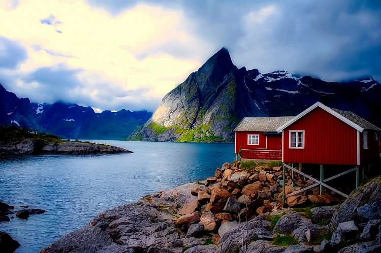 I Fiordi Norvegesi. Dal 23 al 30 luglio 2019  Tour di gruppo € 1.860