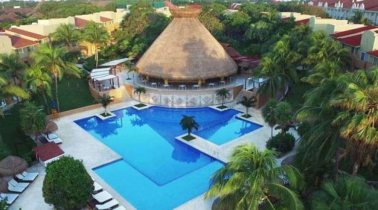 Messico: Resort Viva Azteca a Playacar!! All-Inclusive + Volo Incluso!