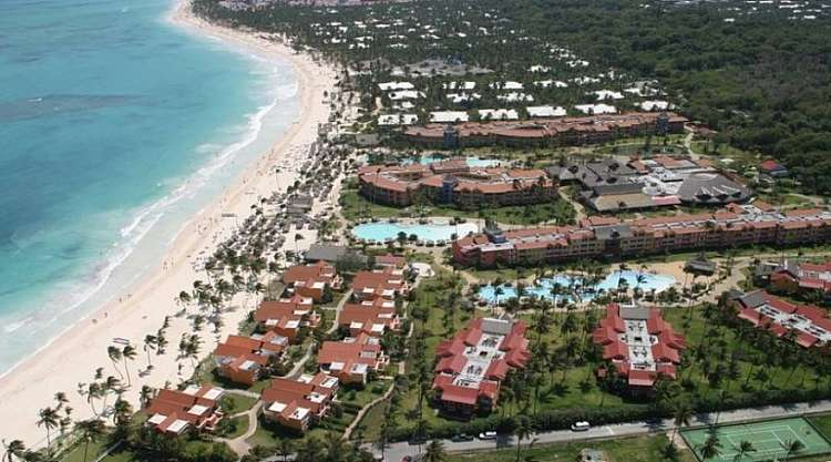 Santo Domingo - Punta Cana: Princess Club Caribe Resort