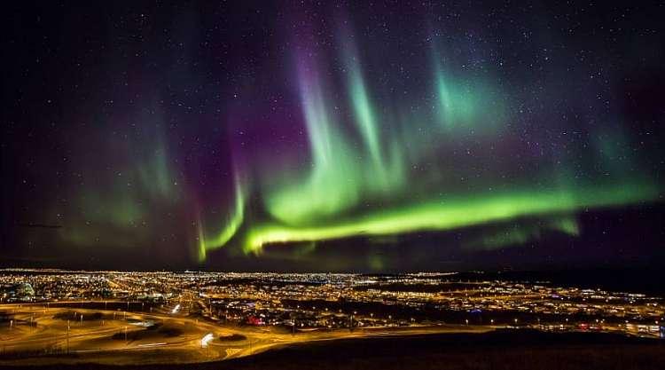 Tour fotografico a caccia dell'Aurora Boreale - Partenza da Milano