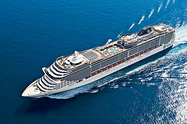 Super Offerta MSC Fantasia partenza da Genova dal 24 al 31 agosto