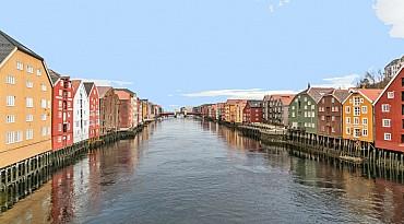 Copenaghen e Fiordi. SCONTO SPECIALE. Prenotazione on line