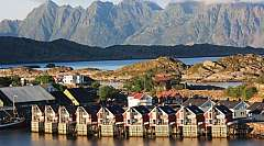 Fly & Drive: L'arcipelago norvegese delle Lofoten e Vesterålen