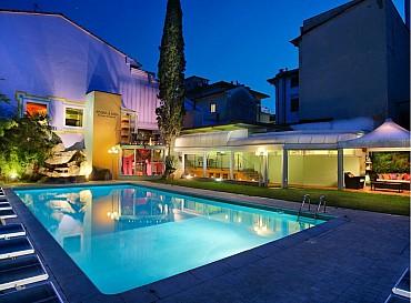 Ferragosto in Toscana a Montecatini Terme in mezza pensione 4 notti