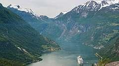Fly & Drive 8 giorni: Panorama Norvegese - 7 notti da € 890 a persona
