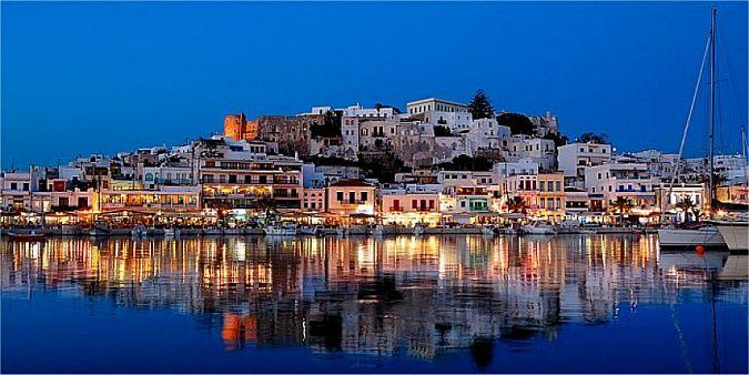 Tour di gruppo isole Greche con guida dall'italia durata 6 giorni