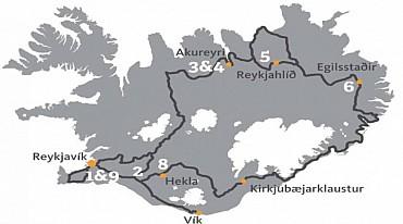 Viaggio Tour di Gruppo 4x4: Altopiani meravigliosi da € 3000 a persona solo colazione