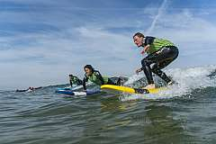Surf Camp in Spagna: Somo e l'Atlantico ti aspettano da soli 292 euro