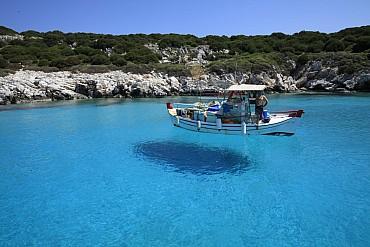 Evia: L'isola Della Pace in una Grecia Autentica da 980 euro mezza pensione