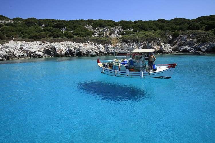 Evia: L'isola Della Pace in una Grecia Autentica da 980 euro