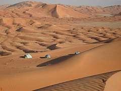 Nel deserto del Rub al Khali. SCONTO SPECIALE. Prenotazione on line