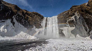 Islanda, incanto d'inverno: tour multilingue ITALIANO incluso da € 660 solo colazione