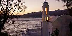 Settembre all'Isola di Tinos con volo da Verona o Venezia