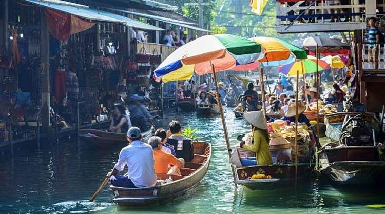 Dalla Thailandia alla Cambogia: 9 notti a partire da €1345
