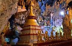 Tour Classico e Grotte Pindaya. SCONTO SPECIALE. Prenotazione on line
