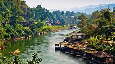 THAILANDIA: Il fiume Kwai, il Nord e il mare. A partire da € 1505