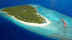 Scopri Filitheyo Island Resort 4 stelle nell' Atollo di Faafu